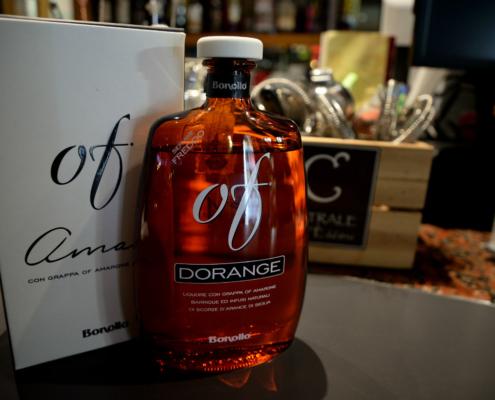 Grappa Liquore Bonollo Dorange