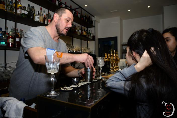 La preparazione Cocktails