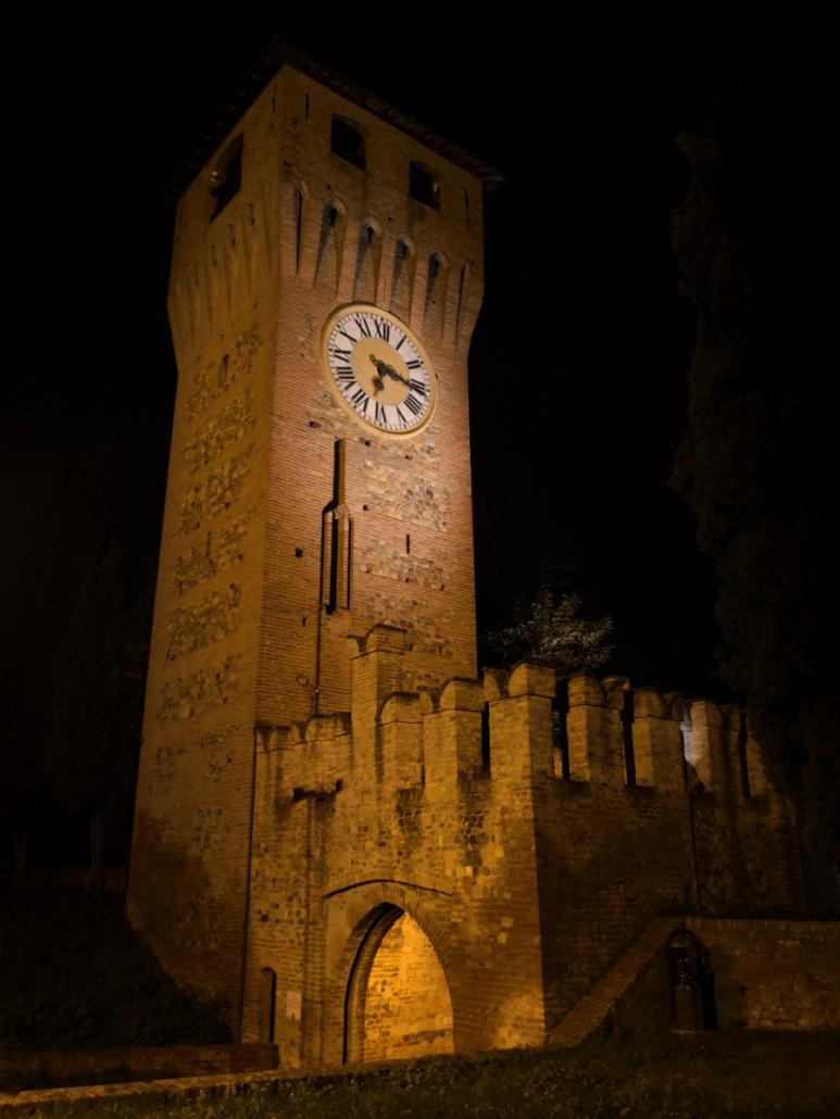 L'orologio di riferimento in città