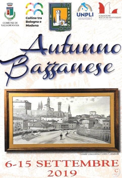 Turismo in Valsamoggia: Autunno Bazzanese 2019